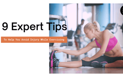 9 Expert Tips To Help You Avoid Injury While Exercising