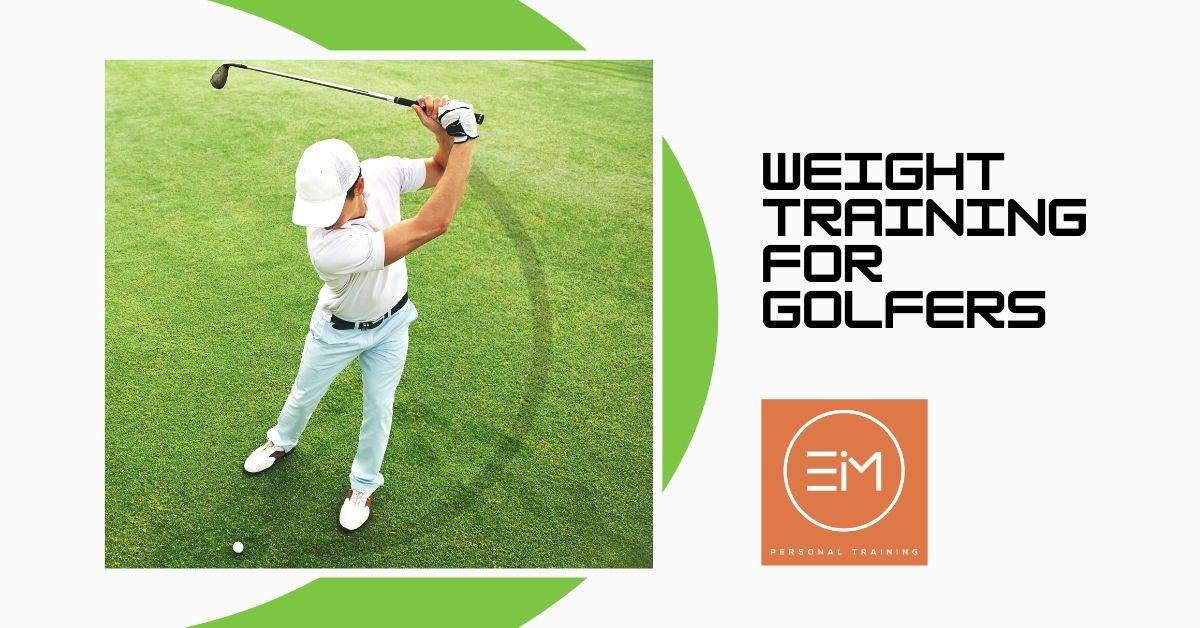 weight training for golfers