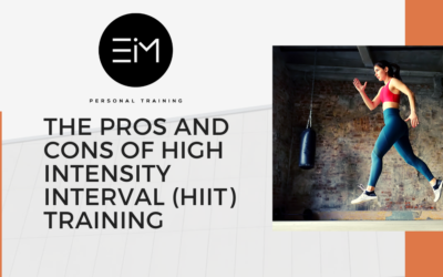 The Pros and Cons of High Intensity Interval (HIIT) Training
